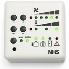 NHS Bediening automatisch